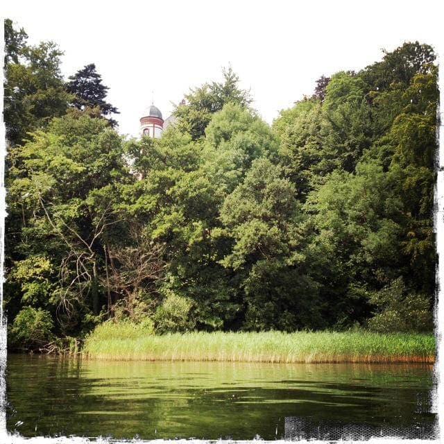 Wiligrad, Schloss Bild