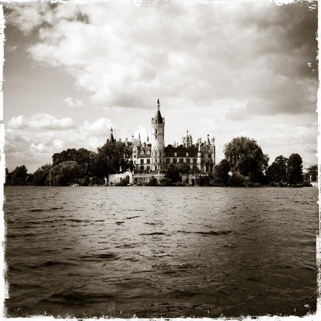 Schwerin, Schlossinsel Bild