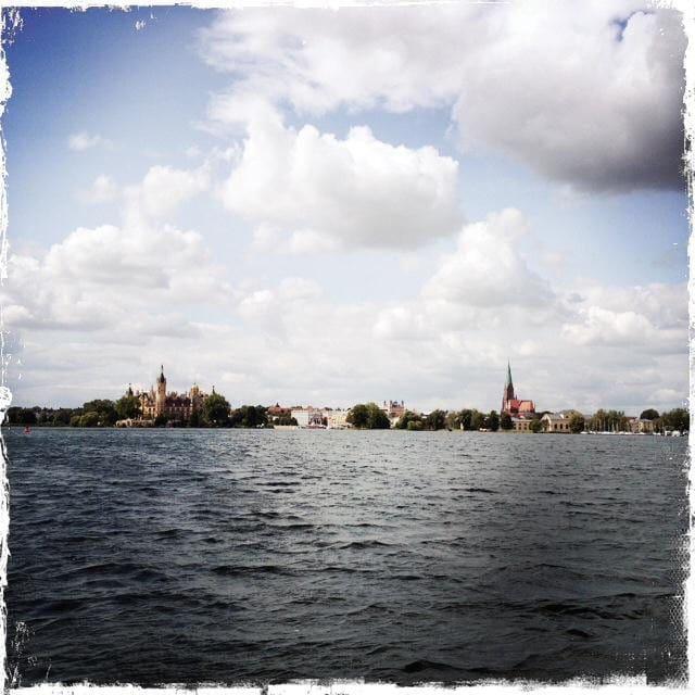Schweriner See, Kaninchenwerder & Ziegelwerder Bild