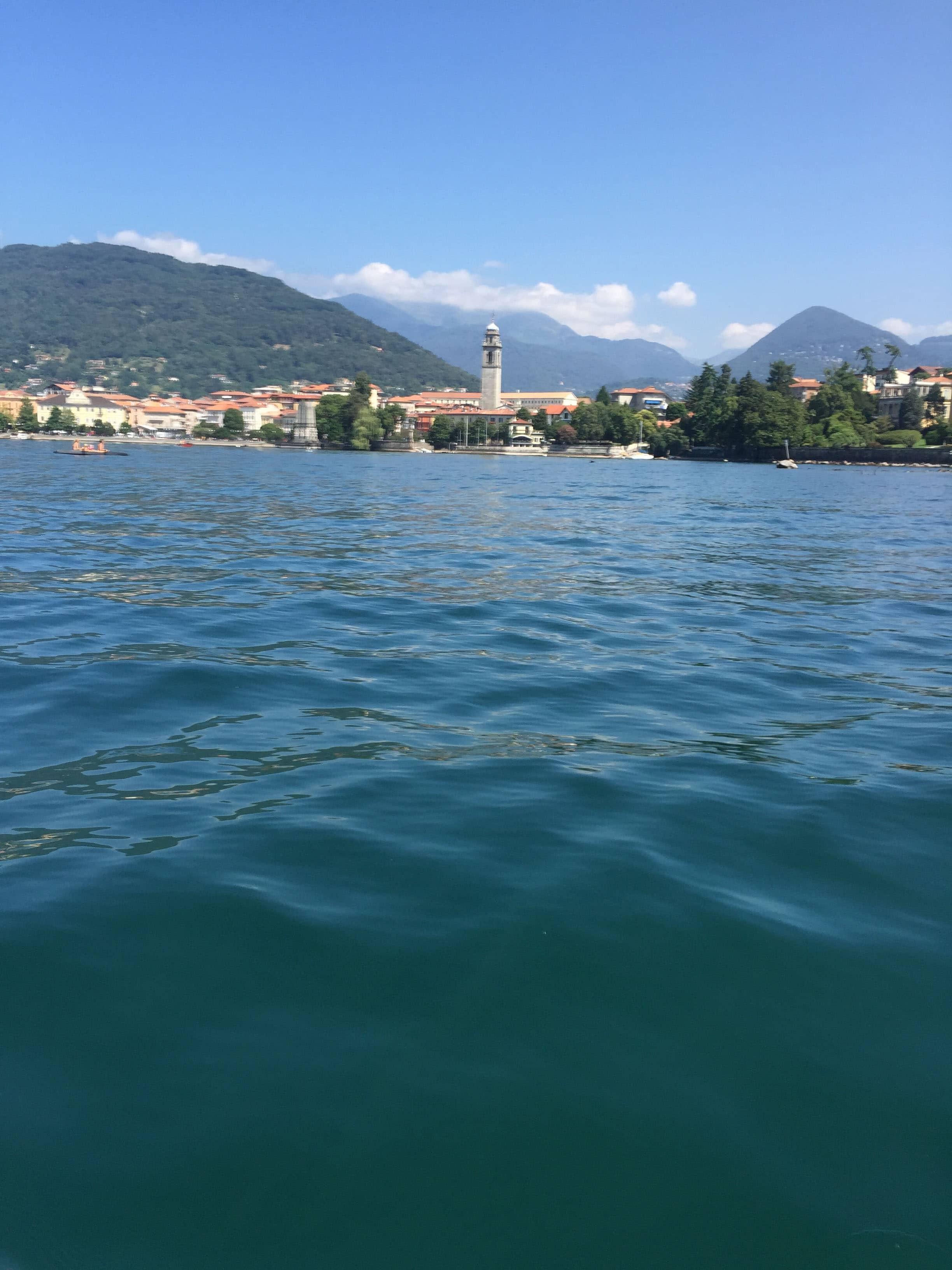Hotels Am Lago Maggiore Direkt Am See Italien