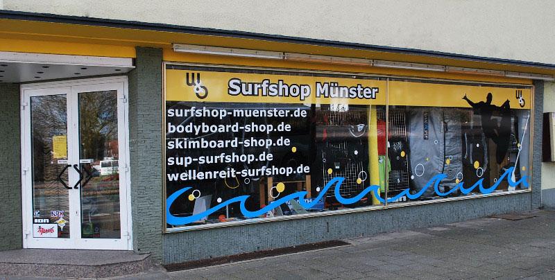 W&O Surfshop Münster - SUP Bild