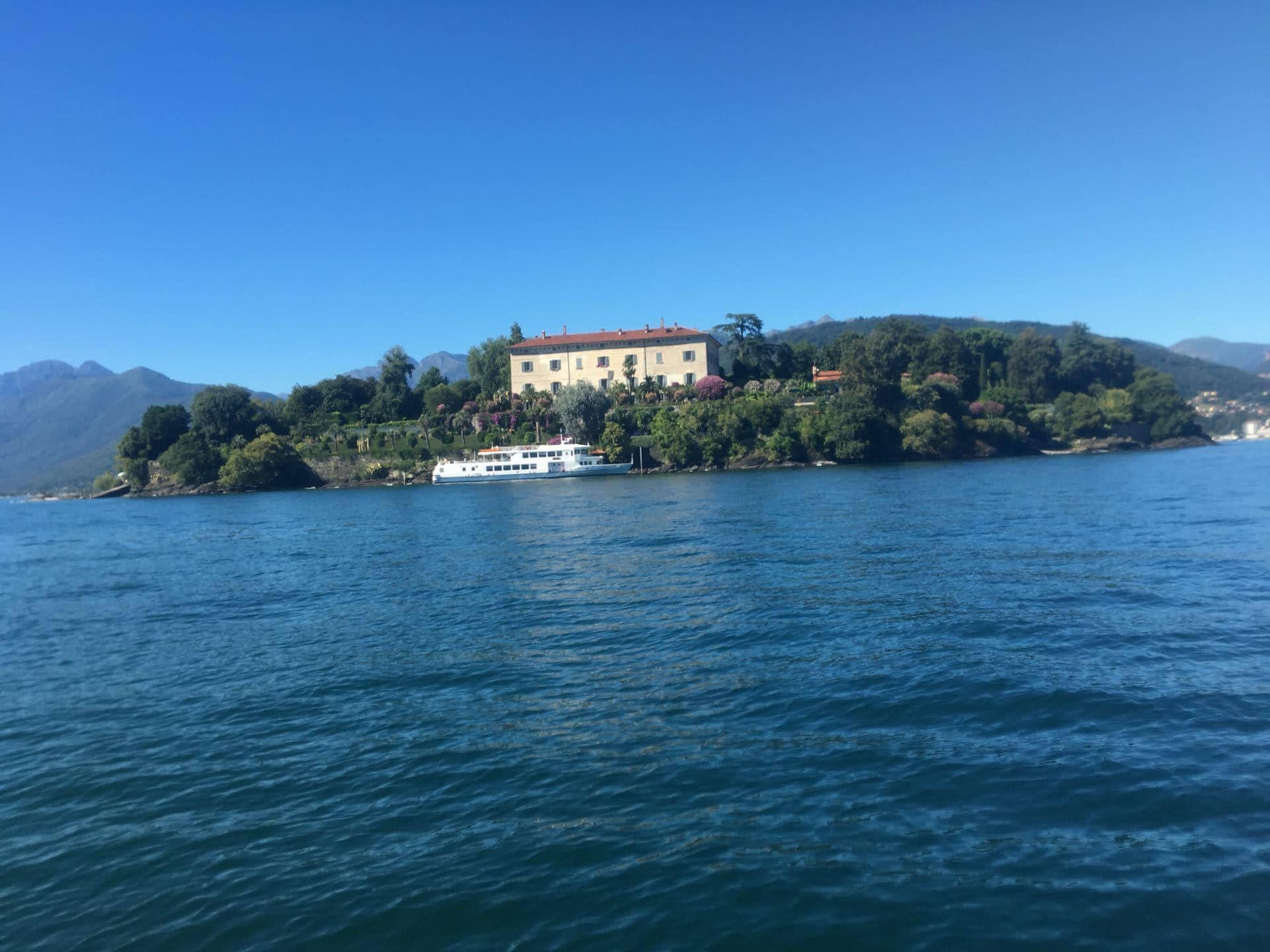 Lago Maggiore - von Verbania-Pallanza zur Isola Superiore Bild