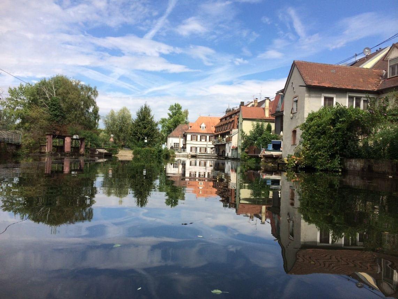 Alte Elz - Riegel nach Herbolzheim Bild