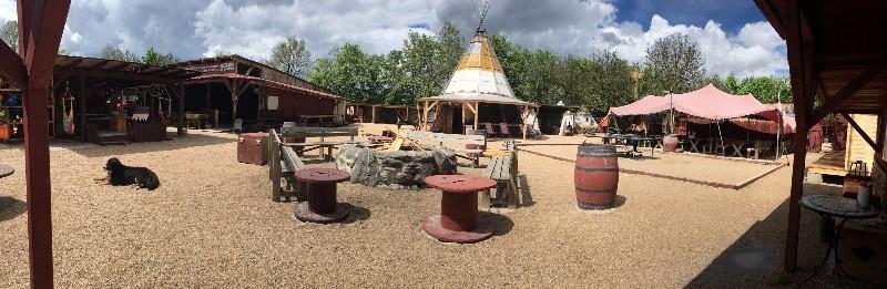 San-Shine-Camp am kleinen Brombachsee Bild