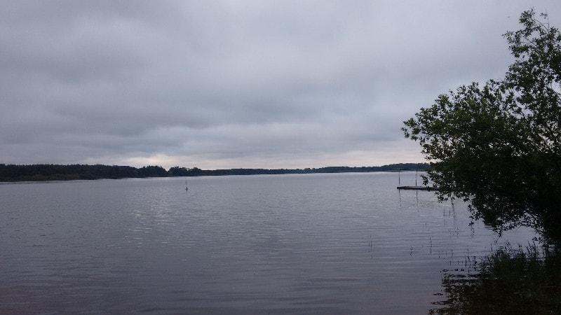 Einfelder See Bild