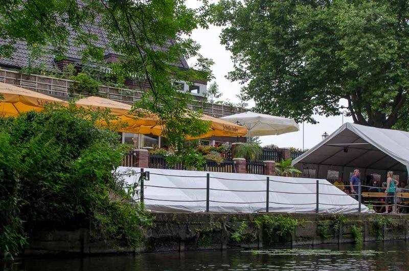 Sportplatz Sundmühle, Gaststätte Schöne Aussicht Bild