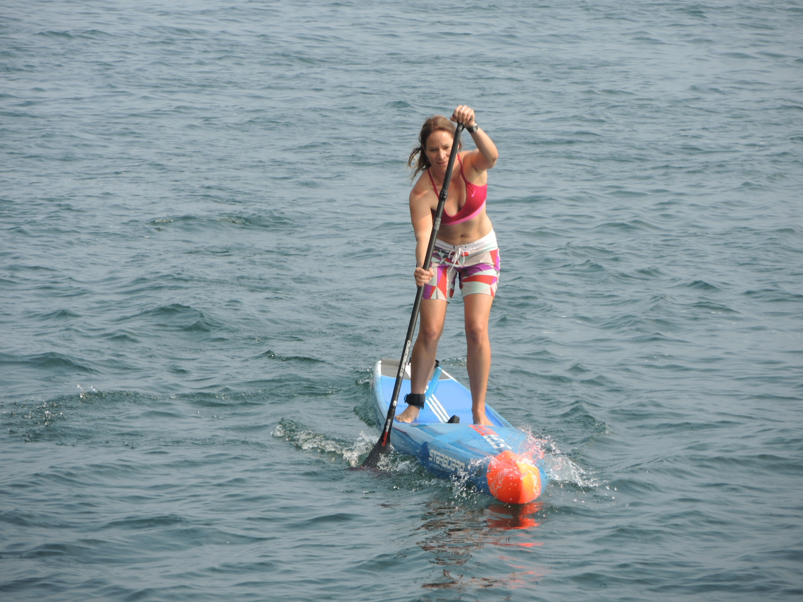 Eliane von SUP Club Starnberger See